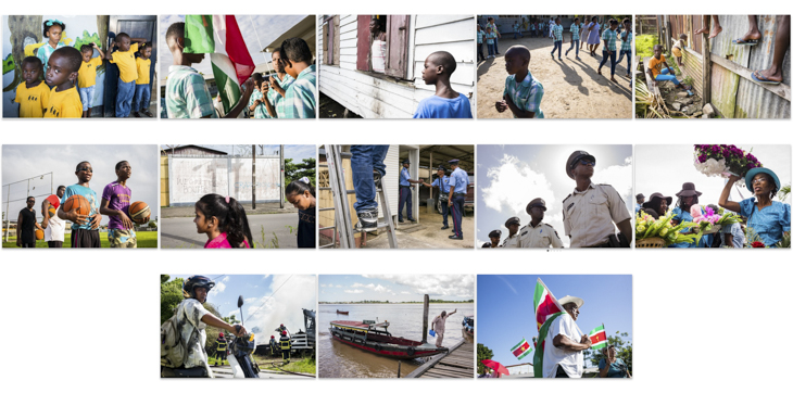 Suriname (2016 - Ongoing Project)