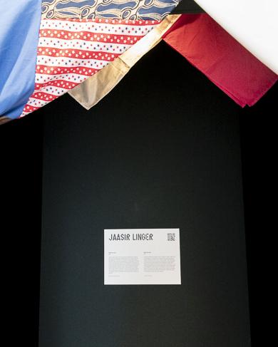 Installation View - 'Winti na rutu'  - Amsterdam Museum